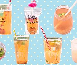 9款清爽又解渴的蜜桃乌龙茶冰饮,越喝越上瘾!的做法