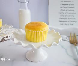酸奶纸杯蛋糕的做法