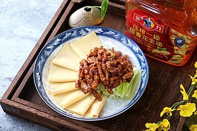 京酱肉丝(复刻)