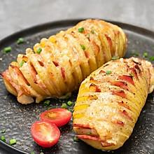 烤风琴土豆