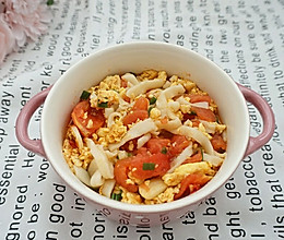 【自制面条】西红柿鸡蛋面的做法