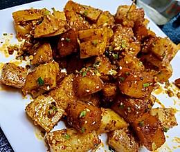 脆脆的锅巴土豆!超好吃!的做法