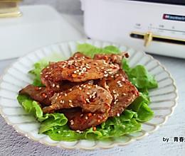 #精品菜谱挑战赛#香煎鸡胸肉的做法