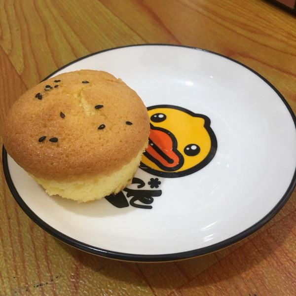 家庭版自制蛋糕用低筋面粉的做法