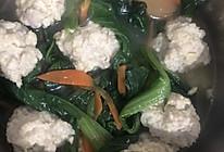 肉丸白菜汤的做法