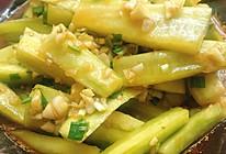 开胃凉菜之凉拌黄瓜的做法
