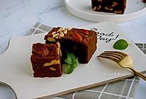 巧克力布朗尼#跨界烤箱  探索味来#的做法