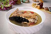 海参鸡汤的做法