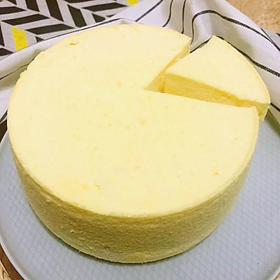 清凉解暑绿豆蒸蛋糕