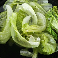 #520,美食撩动TA的心!#肉末生菜的做法图解6