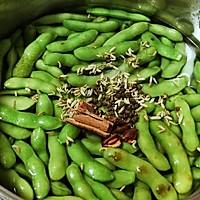 #父亲节,给老爸做道菜#五香毛豆的做法图解7
