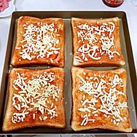 快手吐司披萨的做法图解3