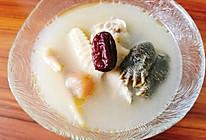 #全电厨王料理挑战赛热力开战!#老母鸡甲鱼汤的做法