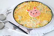简简单单就能在家做!韩国馆子必点小菜:铁板奶酪玉米的做法