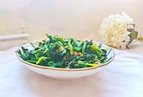 #今天吃什么#5分钟就能搞定的清炒菠菜:小白的首选家常菜的做法