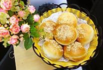 汉堡包(一次发酵法)的做法