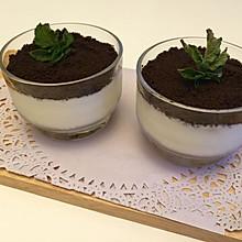 奥利奥酸奶盆栽甜品