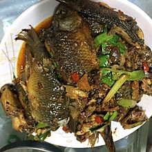 香焖禾花鱼