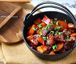 简单又好吃的川式黄焖肉的做法