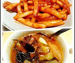 韩式炒年糕(韩国KBS播出的黄金菜谱)的做法