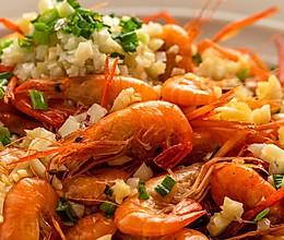 【酱油河虾】这菜没啥技术,却能让你把持不住!的做法