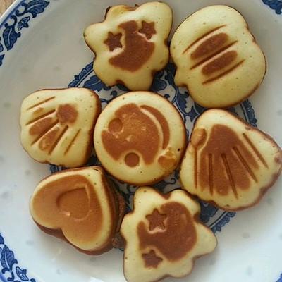 蜂蜜小蛋糕(蛋糕机)