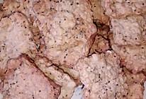 椰香燕麦饼干的做法