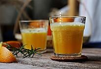 夏天健康饮品自己做,简单又好喝之【精纯橙汁】的做法