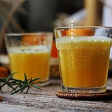 夏天健康饮品自己做,简单又好喝之【精纯橙汁】