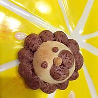 小狮子饼干无油无糖的做法图解1