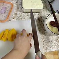 #美食新势力#百合黄桃布丁的做法图解11