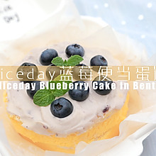 Niceday蓝莓便当蛋糕「厨娘物语」