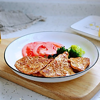 #肉食者联盟# 香煎鸡大胸嫩肉的做法图解13