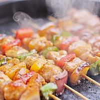 普罗旺斯风味烤鸡肉串的做法图解13