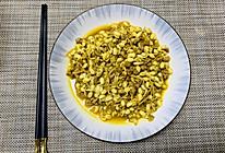 独家° 肉沫爆炒黄豆芽的做法