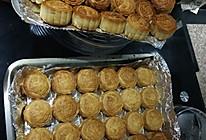 广式月饼(椰蓉)的做法