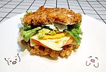 【生酮饮食·真酮】没有面包的牛肉汉堡(减肥食谱,一起瘦)的做法