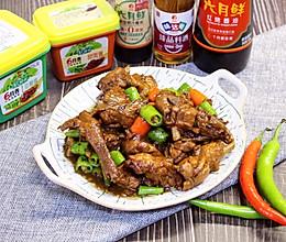 山东临沂炒鸡   酱味十足,香到吮指(附炒鸡酱)的做法