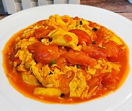 #助力高考营养餐# 番茄炒鸡蛋,这样做才嫩滑可口的做法
