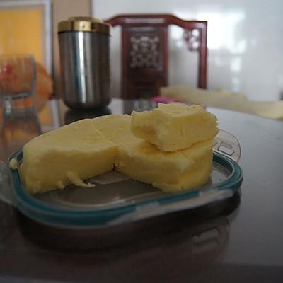 微波炉轻芝士蛋糕
