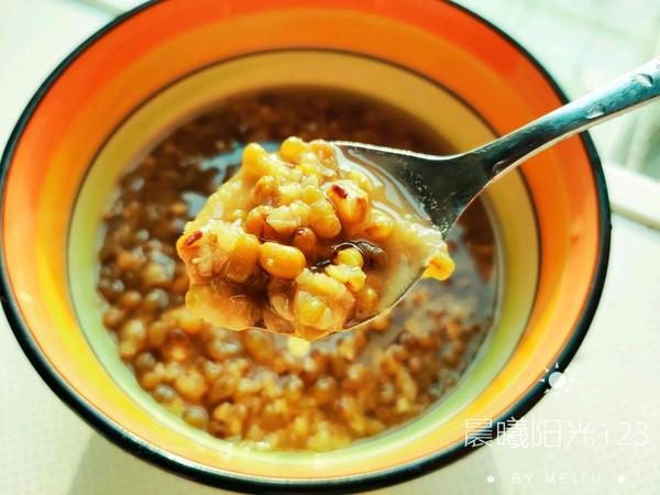 夏日清凉绿豆汤(电饭煲版)的做法