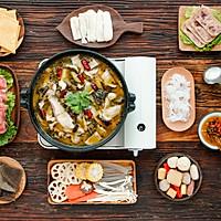 日食记 | 酸菜鱼火锅的做法图解9