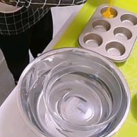 芝麻蜂蜜小蛋糕的做法图解1