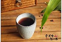 黑豆红豆水:一年四季都可以喝的代茶饮的做法