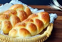 【香橙辫子面包】——COUSS CO-750A智能烤箱出品的做法