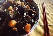 茄子烧土豆(少油版)的做法