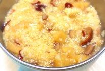 苹果山楂红枣小米粥「开胃、健脾、养胃」的做法