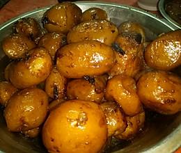水煮外婆土豆的做法