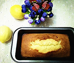 柠檬香草蛋糕的做法