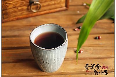 黑豆红豆水:一年四季都可以喝的代茶饮